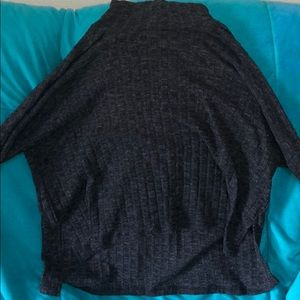 M sized pullover fuzzy sweater